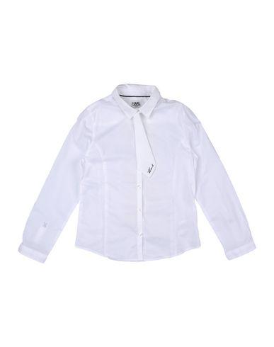 Pубашка KARL LAGERFELD 38580286GM