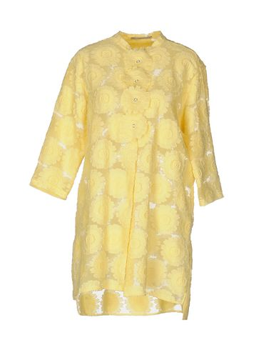 Легкое пальто ERMANNO SCERVINO 38583220OM