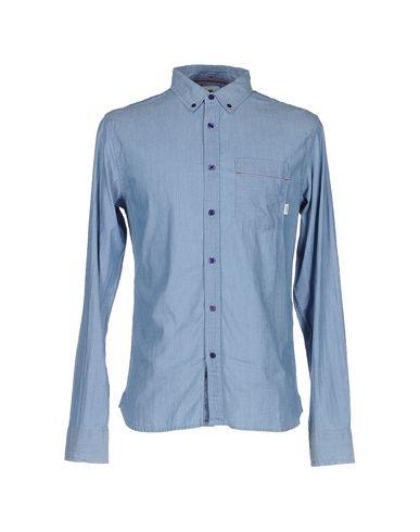 Джинсовая рубашка ELEMENT 38584664HV