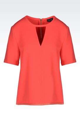 Armani Blouses Women blouse in viscose blend