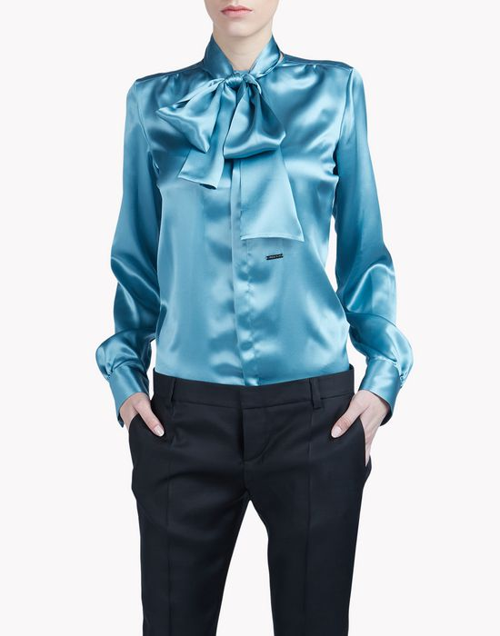 raw shirt shirts Woman Dsquared2
