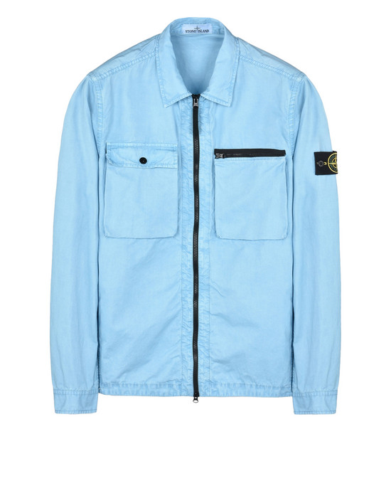 STONE ISLAND OVERSHIRT 101WN T.CO+OLD
