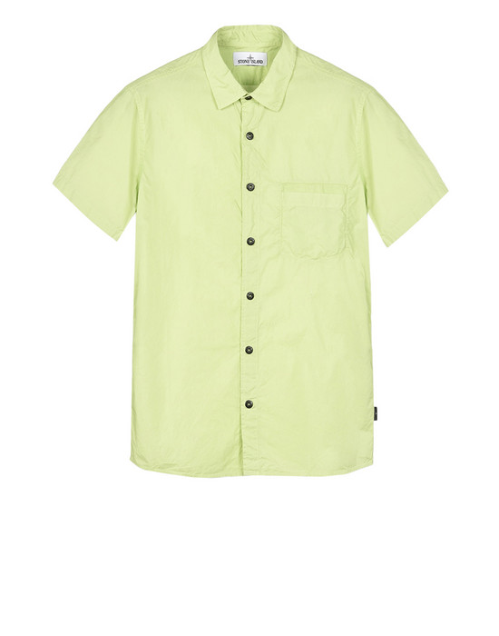 STONE ISLAND Short sleeve shirt 11710