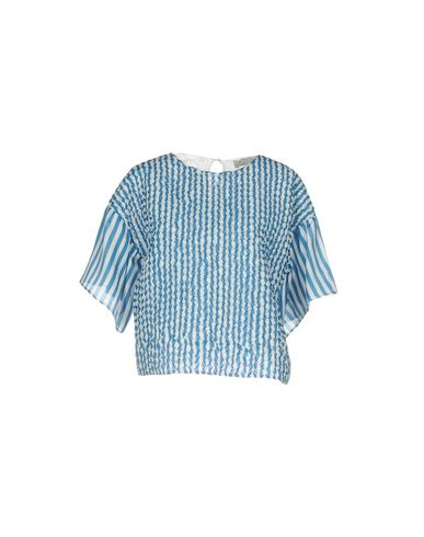 Блузка ALYSI. Цвет: синий