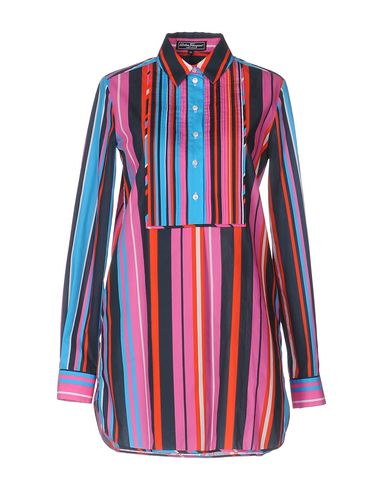 Короткое платье SALVATORE FERRAGAMO 38598375GG
