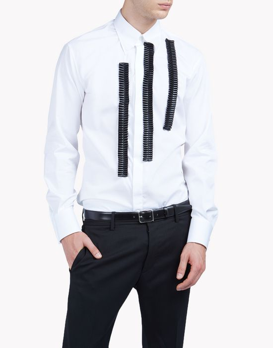 relaxed-fit poplin shirt shirts Man Dsquared2