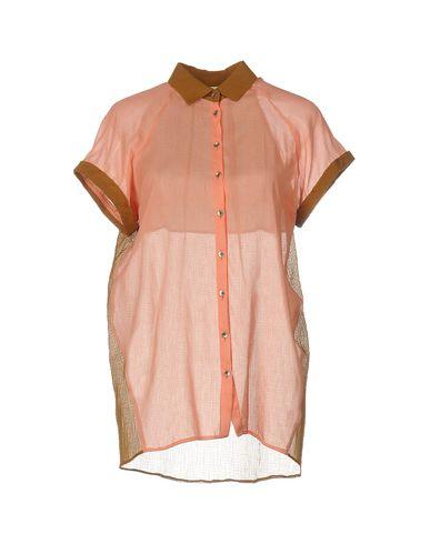 Pубашка ALYSI. Цвет: лососево-розовый