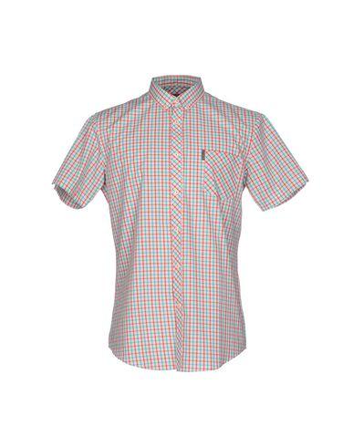 Pубашка BEN SHERMAN 38601449TI