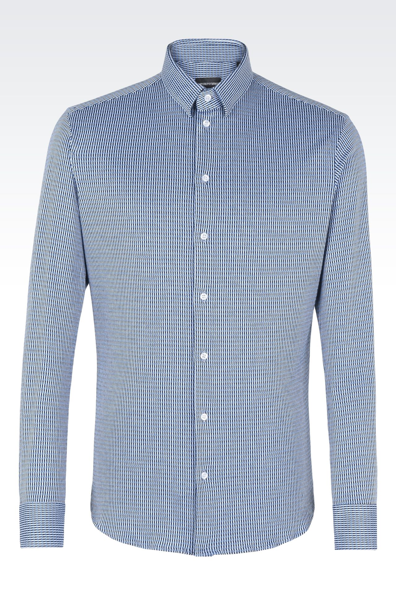 Emporio Armani Men's Shirts - Dress Shirts, Slim Fit, Casual ...
