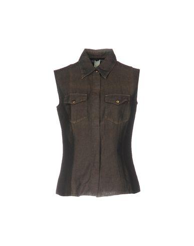 Джинсовая рубашка JEANS LES COPAINS 38608679SX