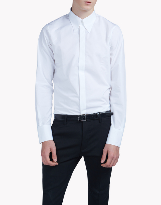 long-point collar tux shirt hemden Herren Dsquared2