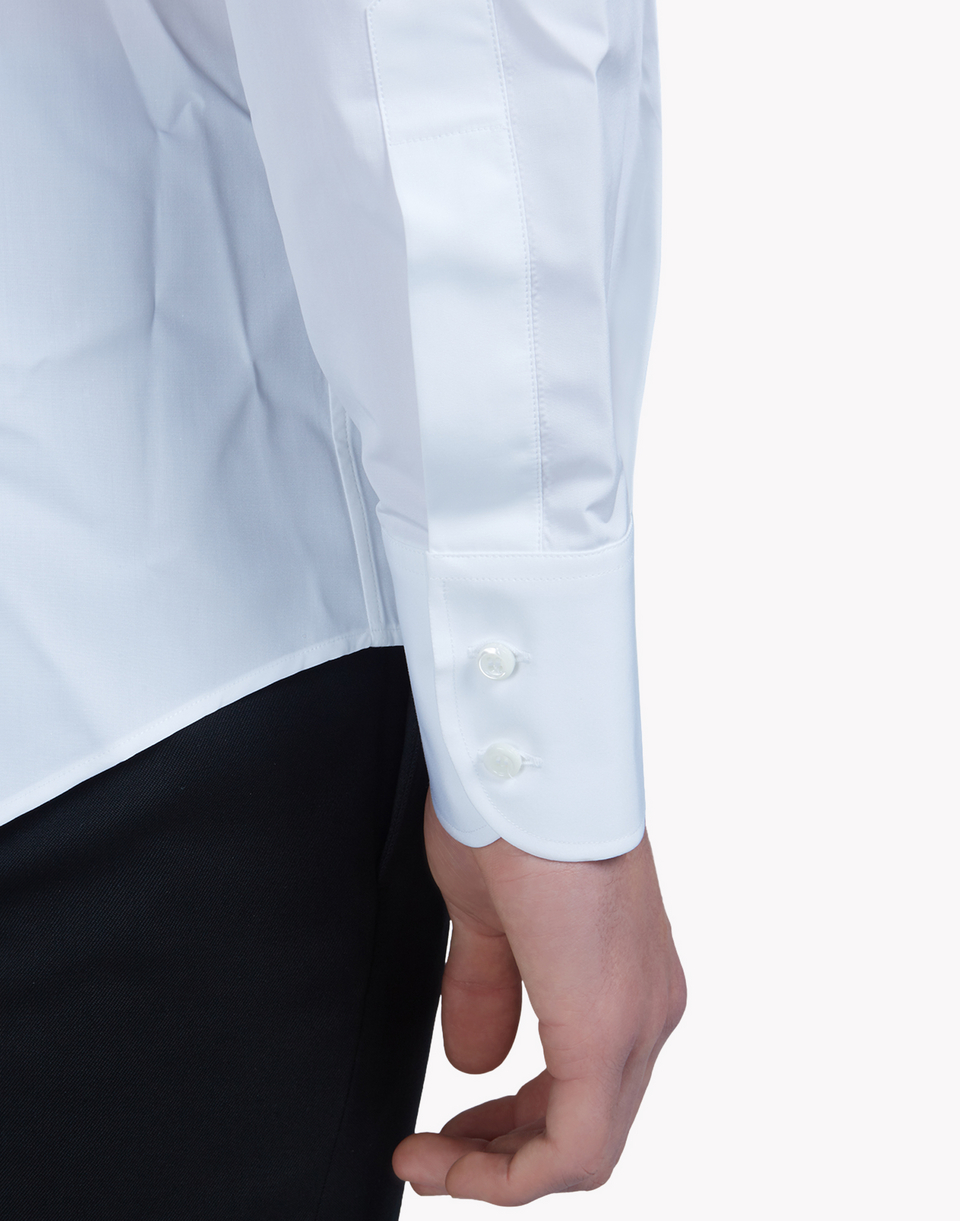 long-point collar tux shirt shirts Man Dsquared2