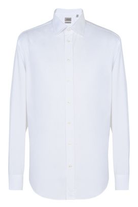 Armani Camicie maniche lunghe Uomo camicia in 100% cotone