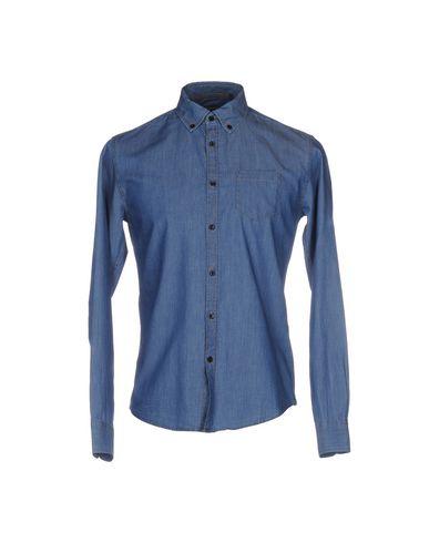 Джинсовая рубашка WOOLRICH 38612370XV