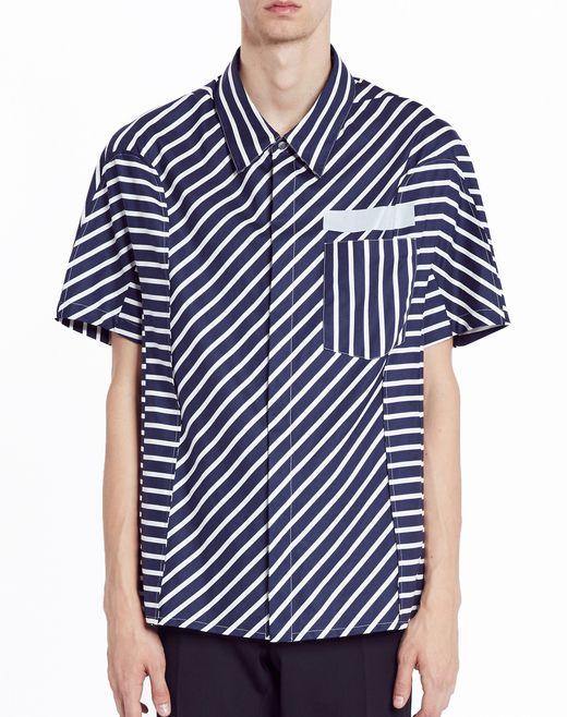 """lanvin """"tiny stripes"""" shirt men"""