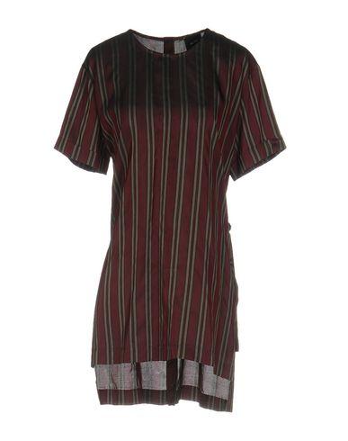 Блузка ALYSI. Цвет: красно-коричневый