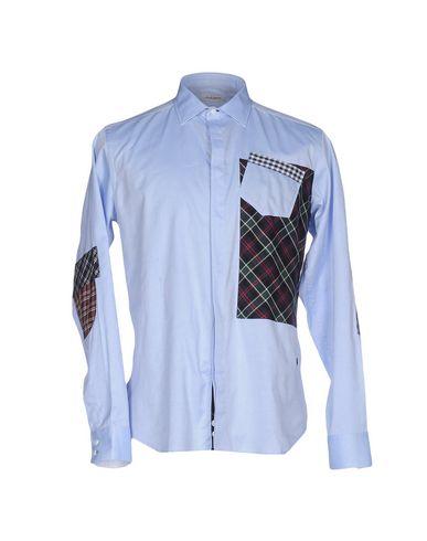Pубашка PAOLO PECORA 38620943WI