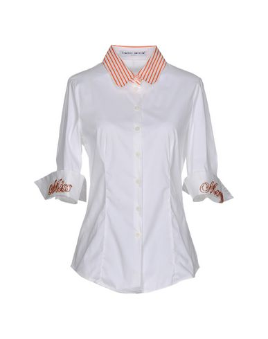 Pубашка FRANKIE MORELLO 38621899RI