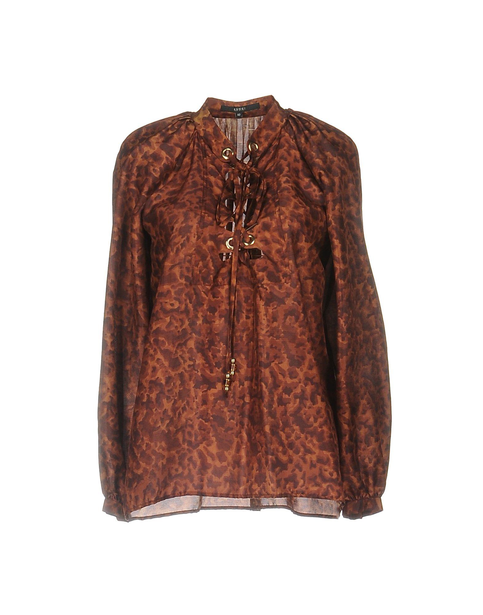 gucci female gucci blouses