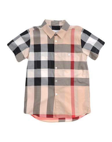 Pубашка BURBERRY CHILDREN 38622557CO