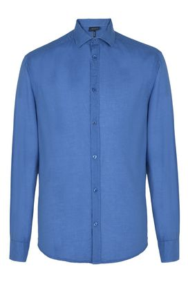 Armani Long sleeve shirts Men 100% cotton shirt