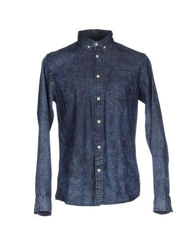 Джинсовая рубашка ORIGINALS BY JACK & JONES 38630235VQ