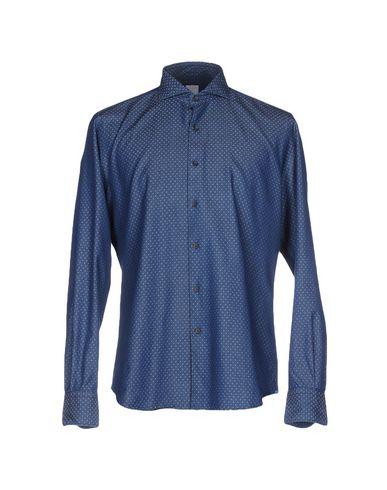 Джинсовая рубашка CELLINI 38633706WR