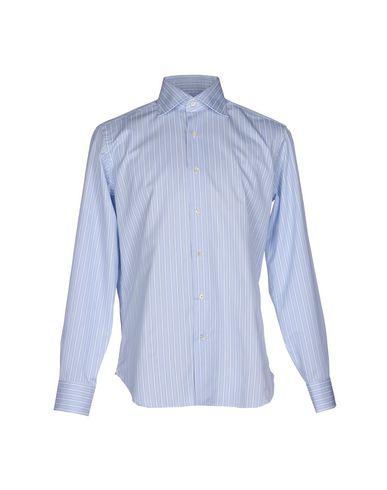 Pубашка LEXINGTON. Цвет: небесно-голубой
