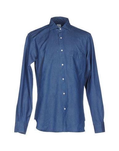 Джинсовая рубашка ASPESI 38635327QT