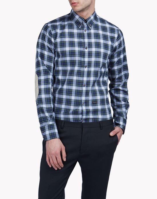 check shirt hemden Herren Dsquared2