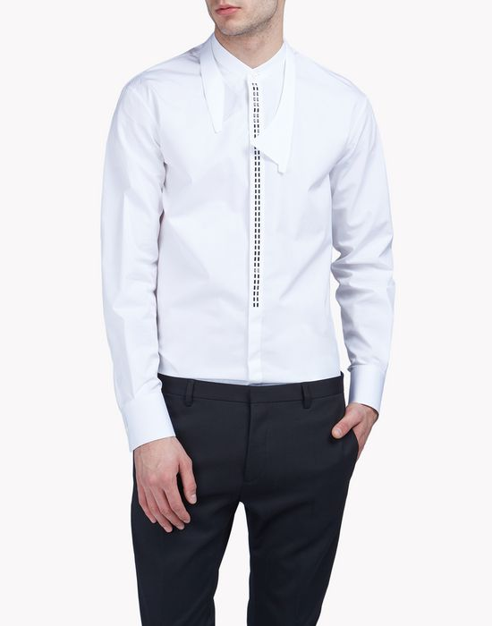 embellished dan shirt shirts Man Dsquared2