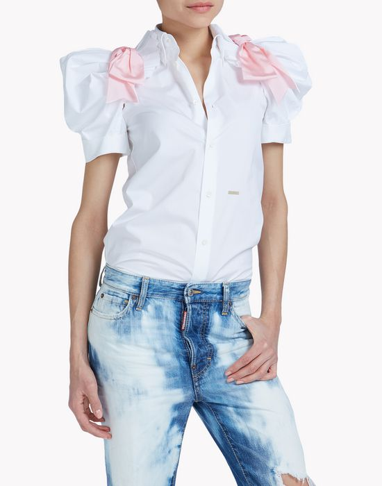 heraldic shirt camicie Donna Dsquared2