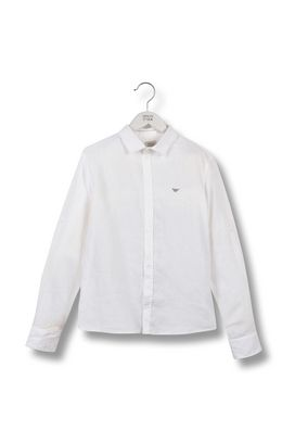 Armani Long sleeve shirts Men long sleeved linen shirt