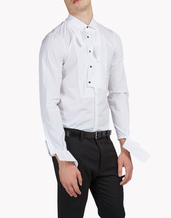 bib shirt shirts Man Dsquared2