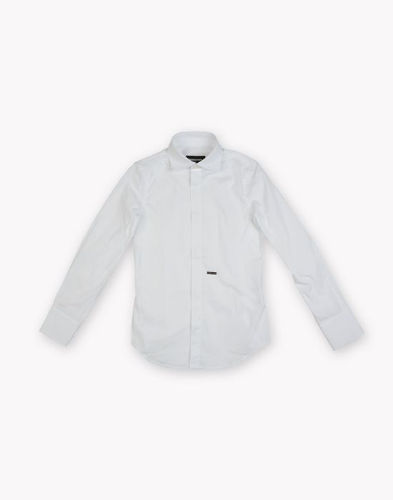 button-down shirt shirts Man Dsquared2