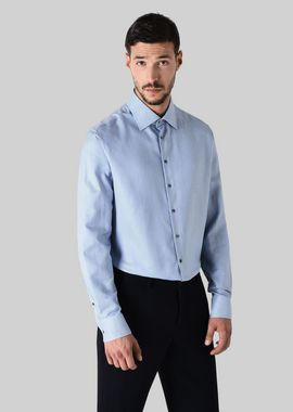 Armani Classic Shirts Men french collar cotton shirt