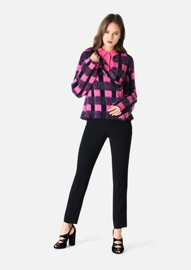Armani Shirts Women crepe de chine silk shirt with classic neckline