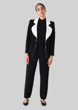 Armani Tops Women silk charmeuse shirt