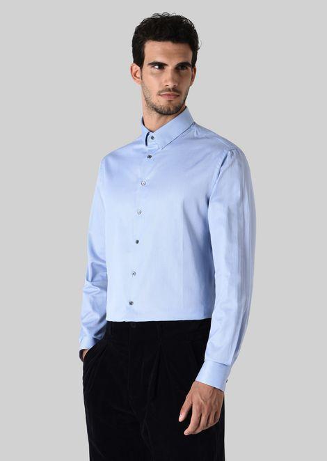Shirts: Classic Shirts Men by Armani - 3