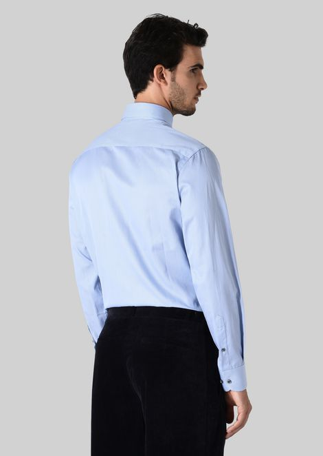 Shirts: Classic Shirts Men by Armani - 4