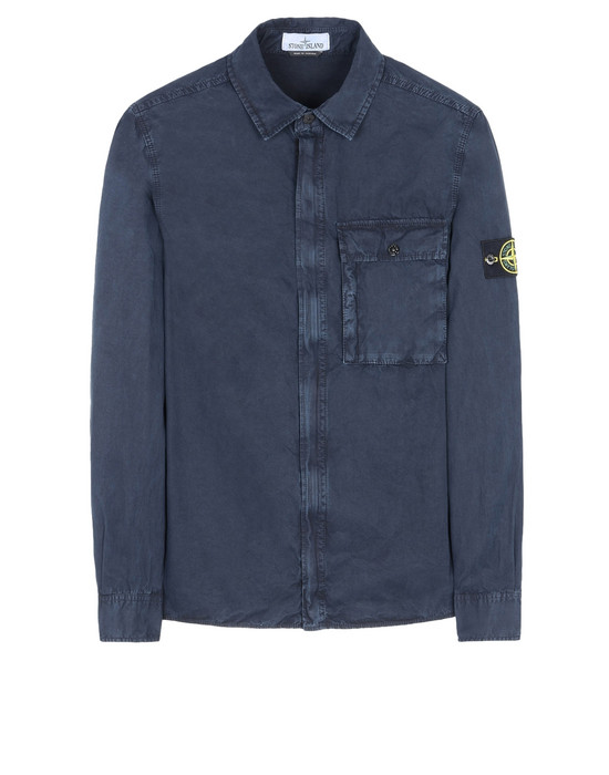 STONE ISLAND OVER SHIRT 102WN T.CO+OLD