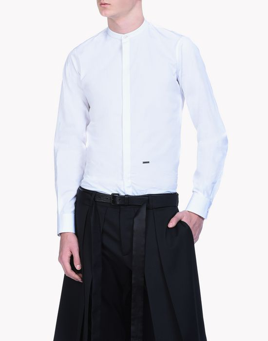 poplin carpenter shirt shirts Man Dsquared2
