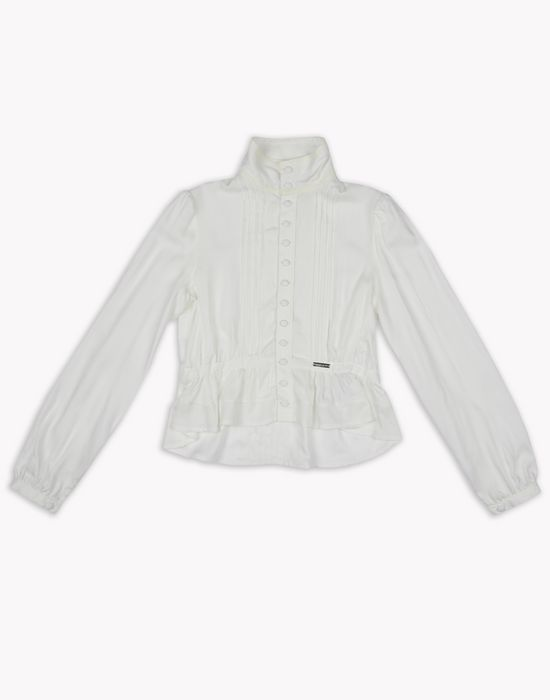 victorian shirt shirts Woman Dsquared2
