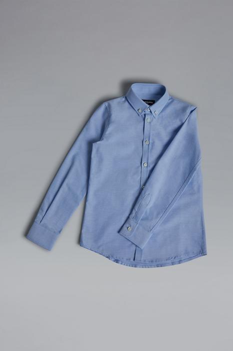 cotton shirt shirts Man Dsquared2
