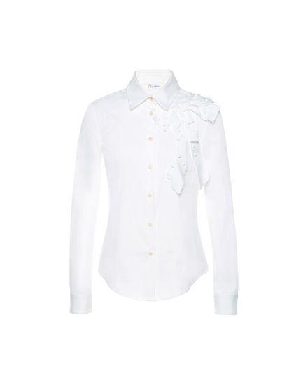 REDValentino Camicia Donna PR0AB1L50ES 001 a
