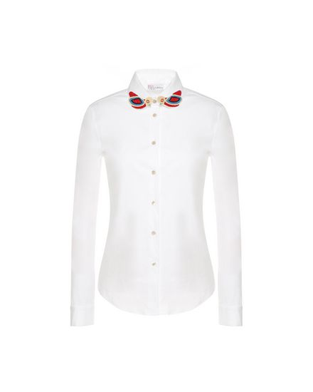REDValentino Shirt Woman PR0AB1M00ES 001 a