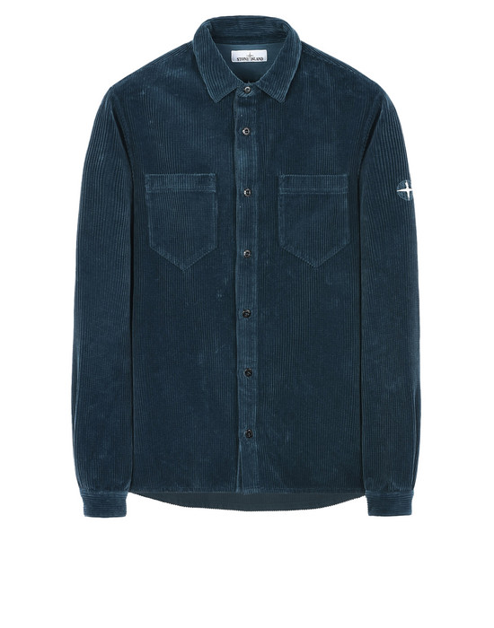 Long Sleeve Shirt Stone Island Men Official Store