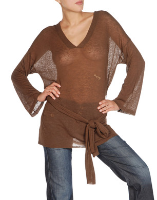 Long sleeve sweater Women - Sweaters Women on Miss Sixty Online Store