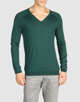 BALENCIAGA - KNITWEAR - V-necks - on YOO