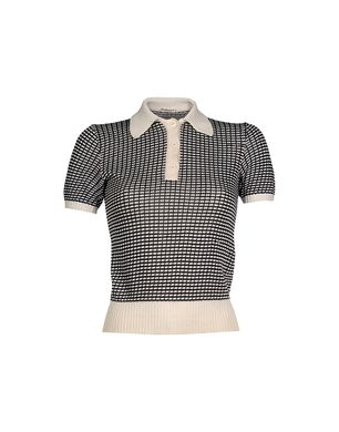 YSL  RIVE GAUCHE - Short sleeve sweaters